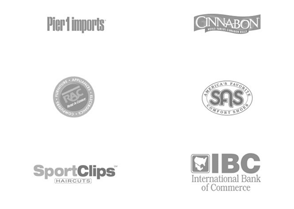 featured logos